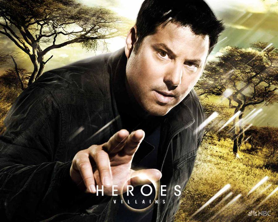 Héroes : Foto Greg Grunberg