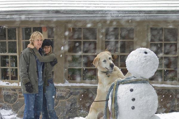 Una pareja de tres : Foto David Frankel, Jennifer Aniston, Owen Wilson