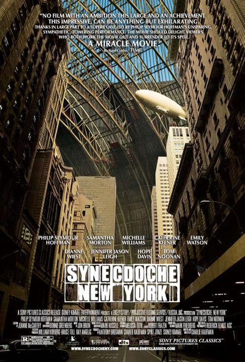 Synecdoche, New York : Cartel