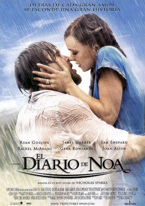 El diario de Noa : cartel
