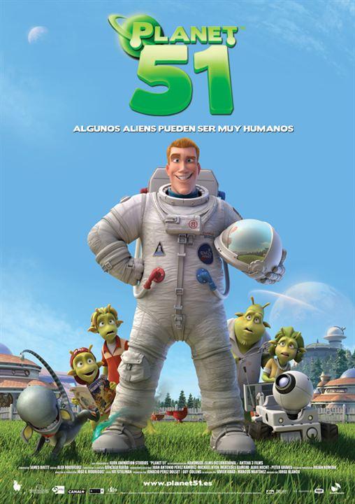 Planet 51 : Cartel