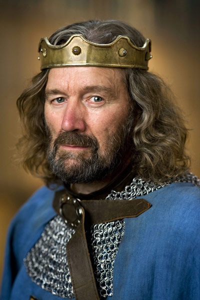 Merlín : Foto Clive Russell