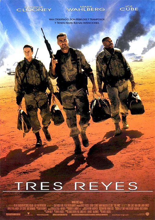 Tres reyes : cartel