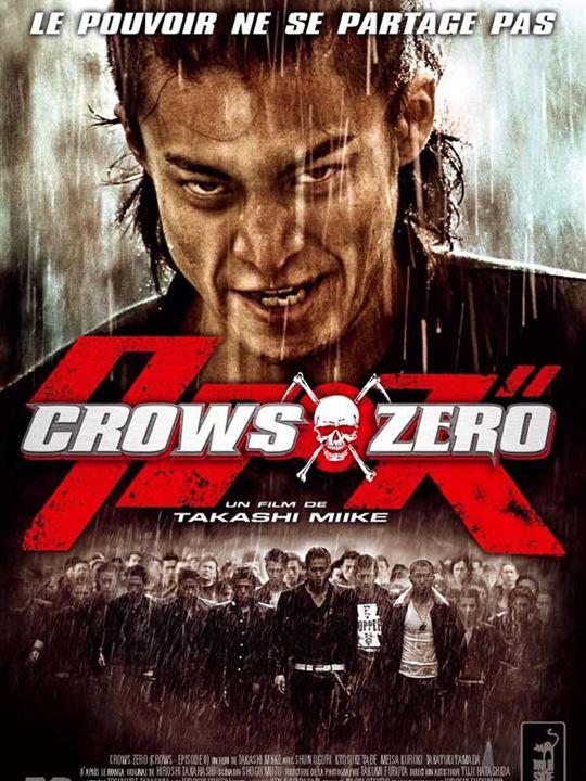 cartel de crows zero poster 1 sensacinecom