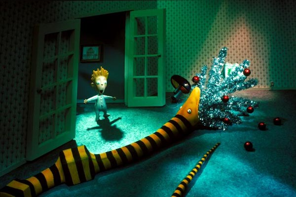 Pesadilla antes de Navidad 3D : foto Henry Selick