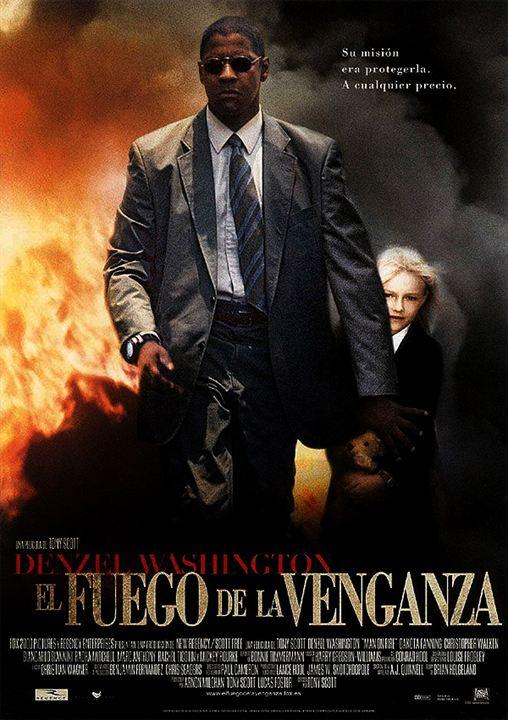 El fuego de la venganza : Cartel