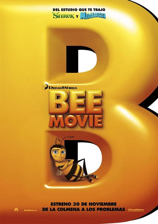 Bee Movie : Cartel
