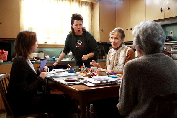 Ejecutiva en apuros : Foto Frances Conroy, Jonas Elmer, Renée Zellweger, Siobhan Fallon Hogan