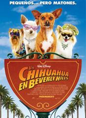 Un chihuahua en Beverly Hills : Cartel