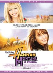 Hannah Montana - La película : Cartel