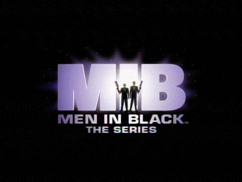 Los hombres de Negro: La serie : Cartel