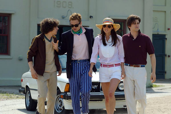 Foto Eva Amurri, Fred Durst, Jason Ritter, Jesse Eisenberg, Sebastian Stan