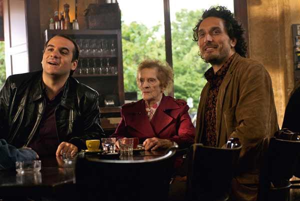 Foto François-Xavier Demaison, Renée Le Calm, Vincent Elbaz