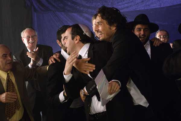Foto François-Xavier Demaison, Olivier Nakache, Vincent Elbaz