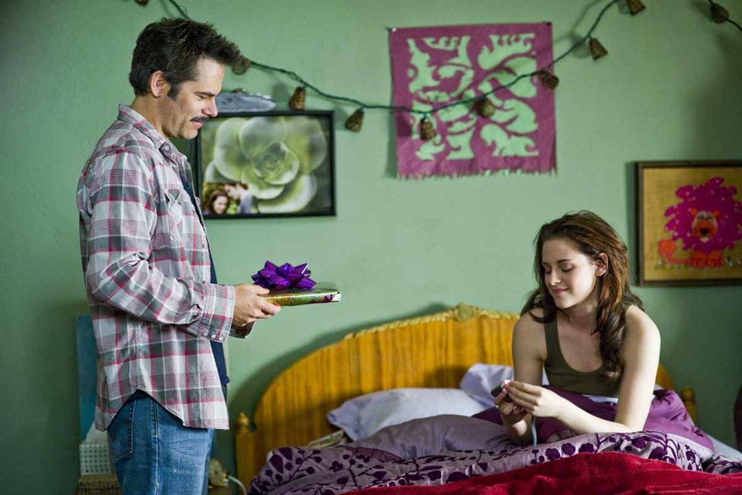 La saga Crepúsculo: Luna nueva : Foto Billy Burke, Kristen Stewart, Stephenie Meyer