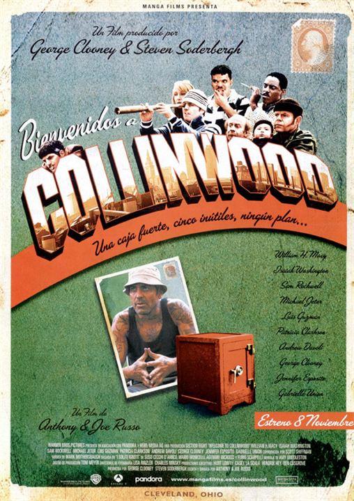 Bienvenidos a Collinwood : Cartel