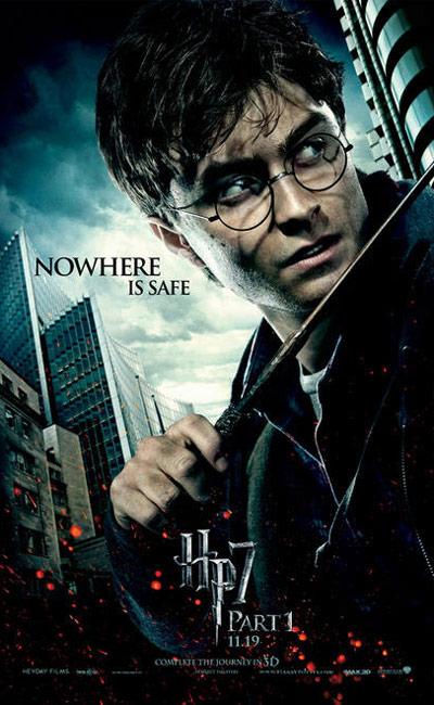 Harry Potter y las reliquias de la muerte: Parte 1 : Cartel