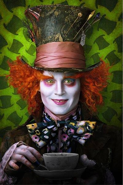 Alicia en el País de las Maravillas : Foto Johnny Depp