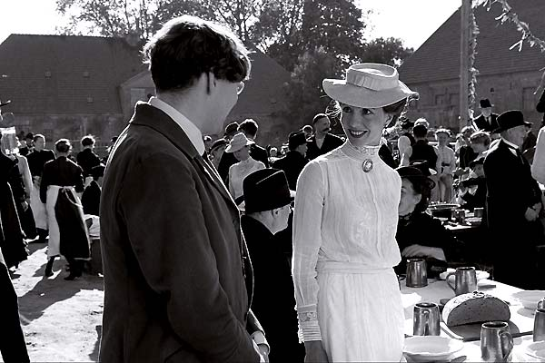 La cinta blanca : Foto Michael Haneke