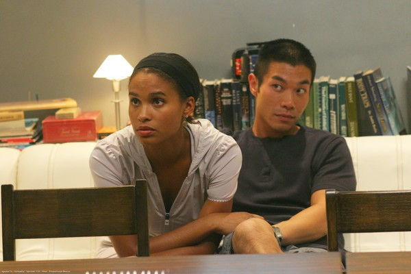 Foto Joy Bryant, Nelson Lee