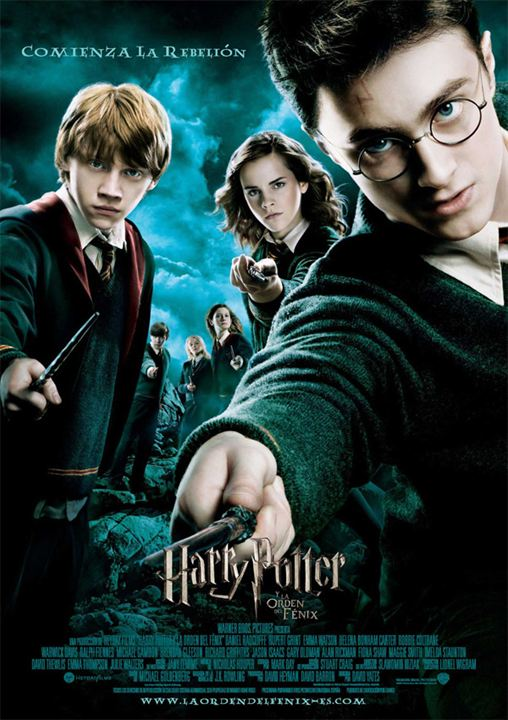 Harry Potter y la Orden del Fénix : Cartel