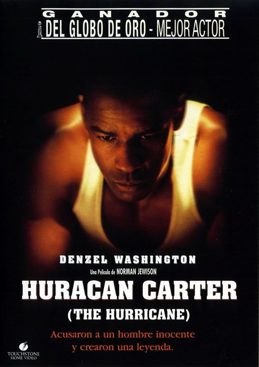 Huracán Carter : Cartel