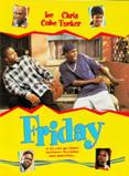 Friday (Todo en un viernes) : Cartel