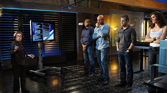 NCIS: Los Angeles : Foto Adam Jamal Craig, Chris O'Donnell, Daniela Ruah, Linda Hunt, LL Cool J
