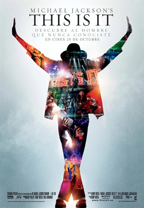 Michael Jackson's This Is It : Cartel