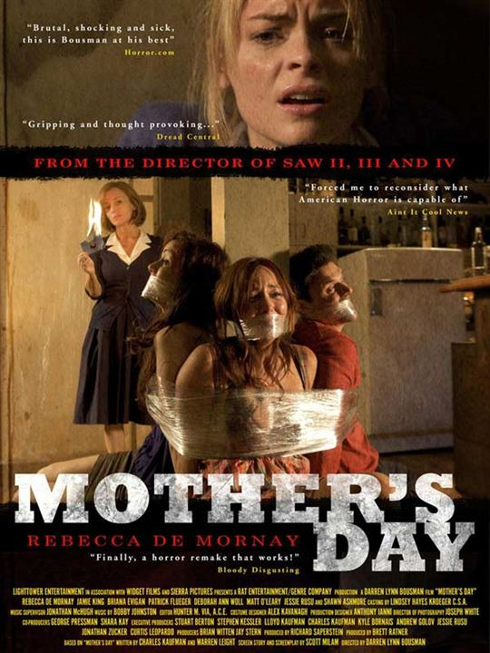 Mother's Day : Cartel