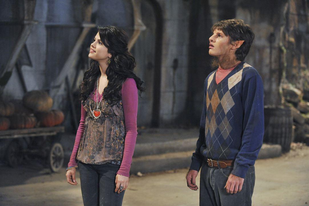 Los magos de Waverly Place : Foto Gregg Sulkin, Selena Gomez
