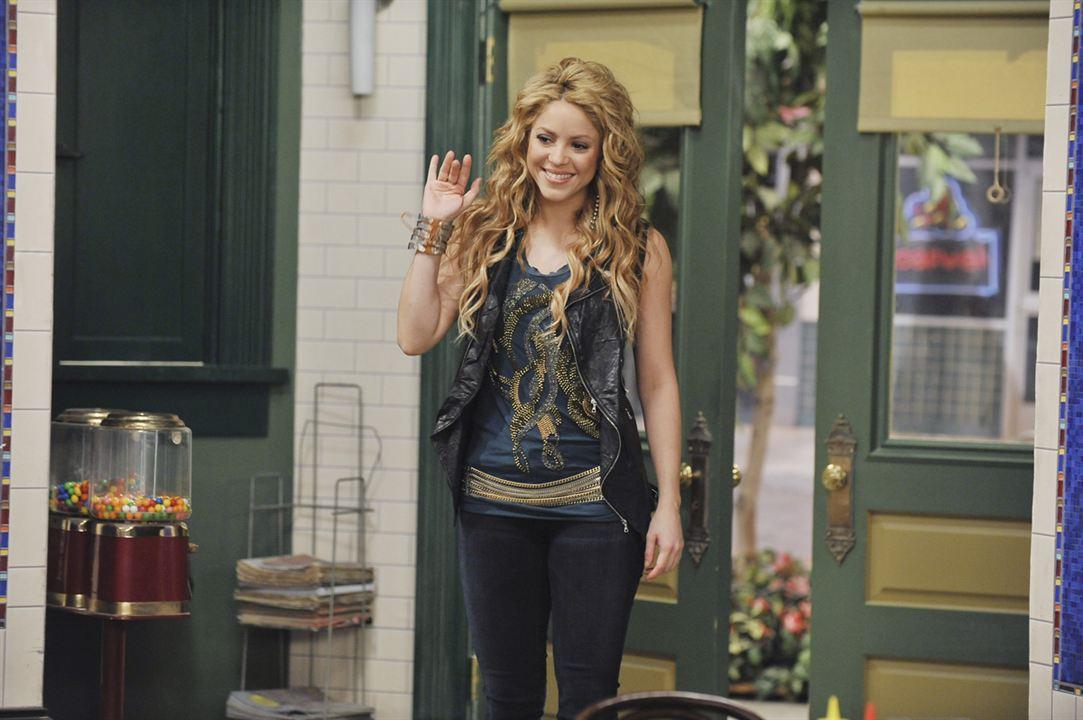Los magos de Waverly Place : Foto Shakira