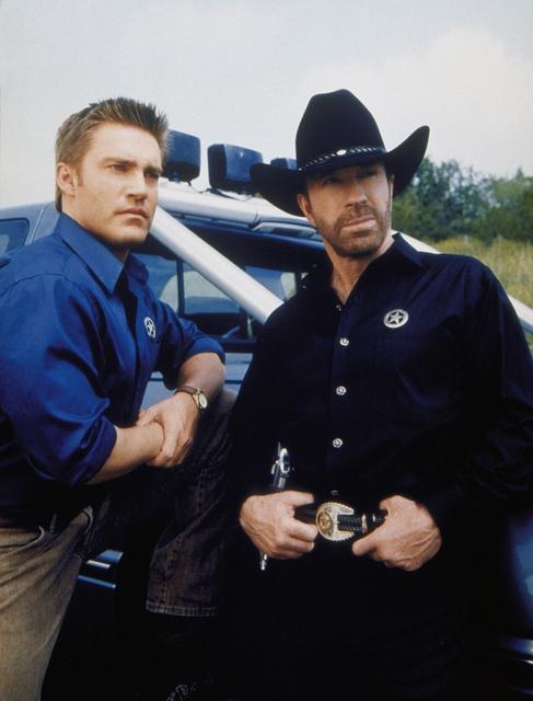 Walker, Texas Ranger : Foto Chuck Norris, Judson Mills