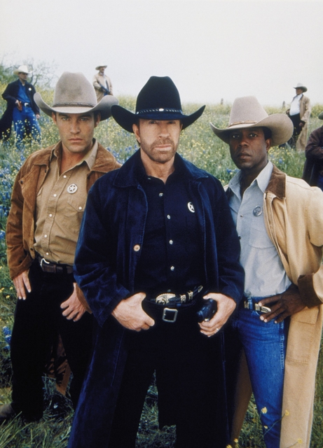 Walker, Texas Ranger : Foto Chuck Norris, Clarence Gilyard Jr., Judson Mills