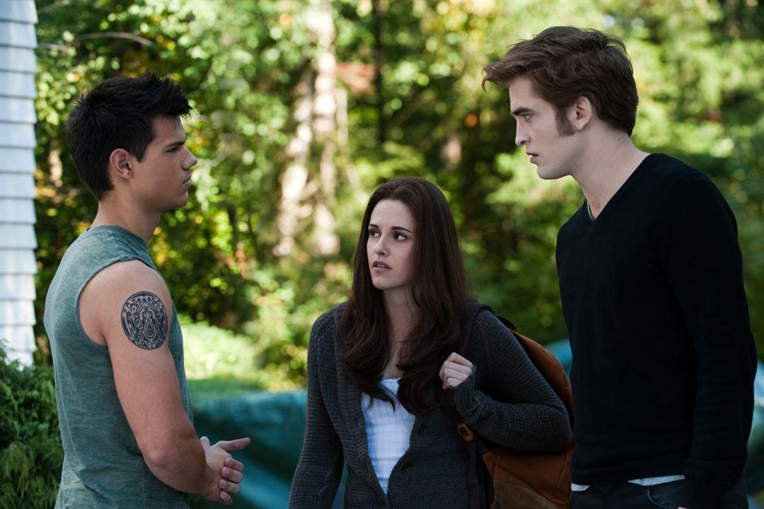 Eclipse : Foto David Slade, Kristen Stewart, Robert Pattinson, Taylor Lautner