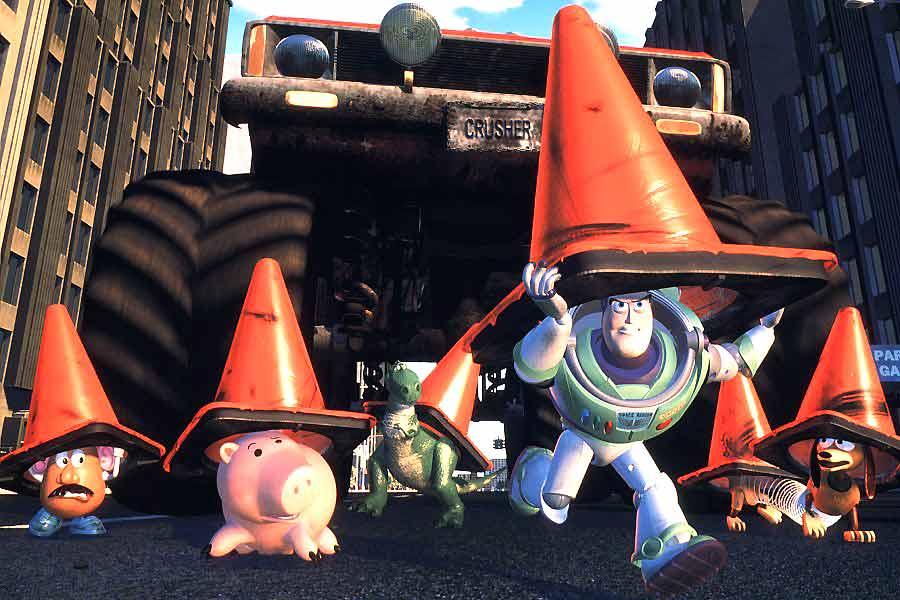 Toy Story 2: Los juguetes vuelven a la carga : Foto Ash Brannon, Lee Unkrich