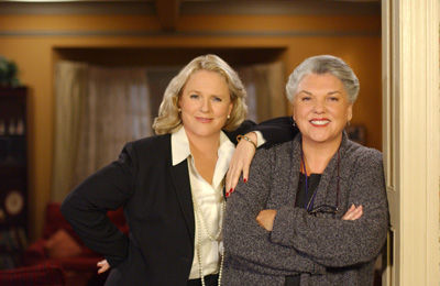 La Juez Amy : Foto Sharon Gless, Tyne Daly