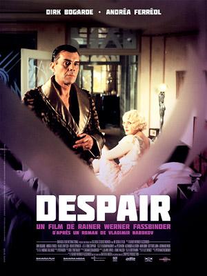 Desesperación : Cartel