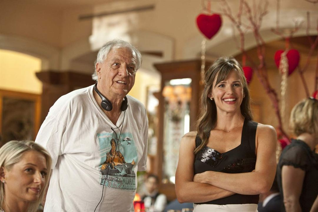 Historias de San Valentín : Foto Garry Marshall, Jennifer Garner