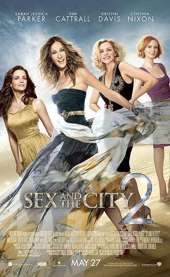 Sexo en Nueva York 2 : Cartel