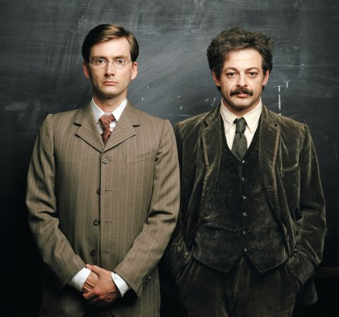 Foto Andy Serkis, David Tennant