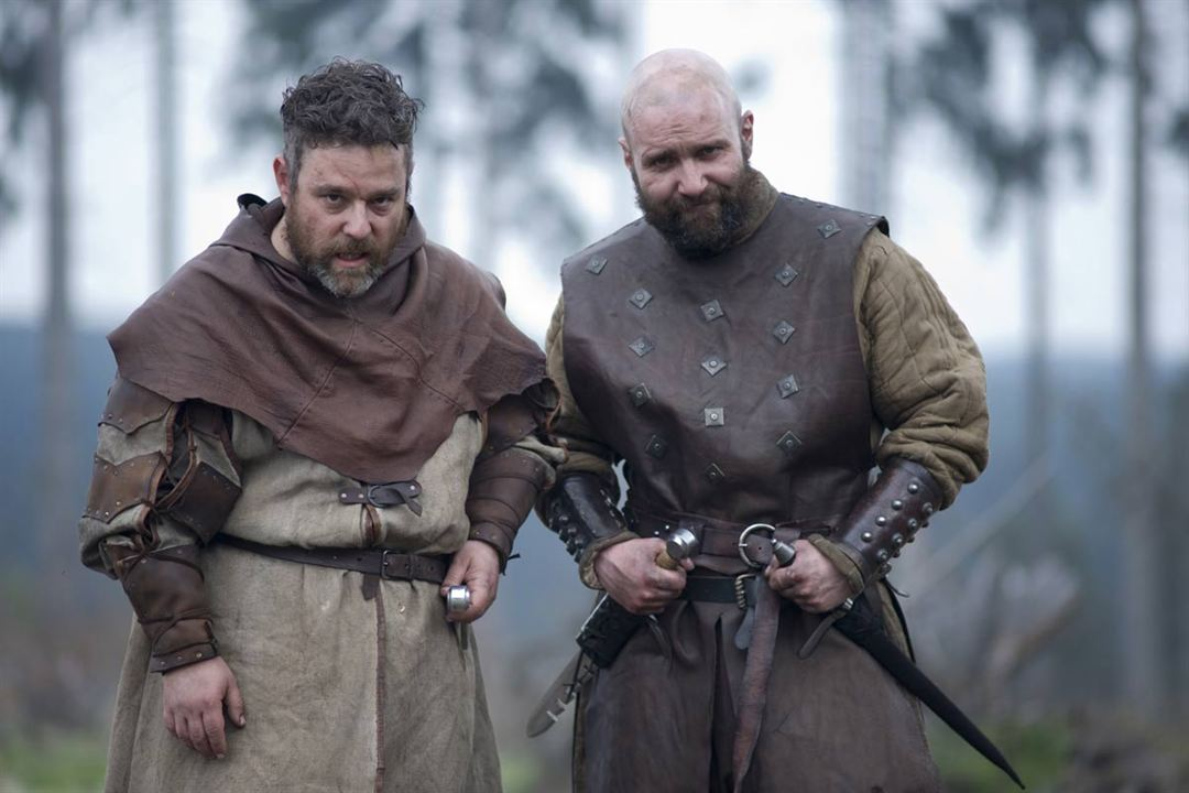 Black Death : Foto Andy Nyman, Christopher Smith, Johnny Harris