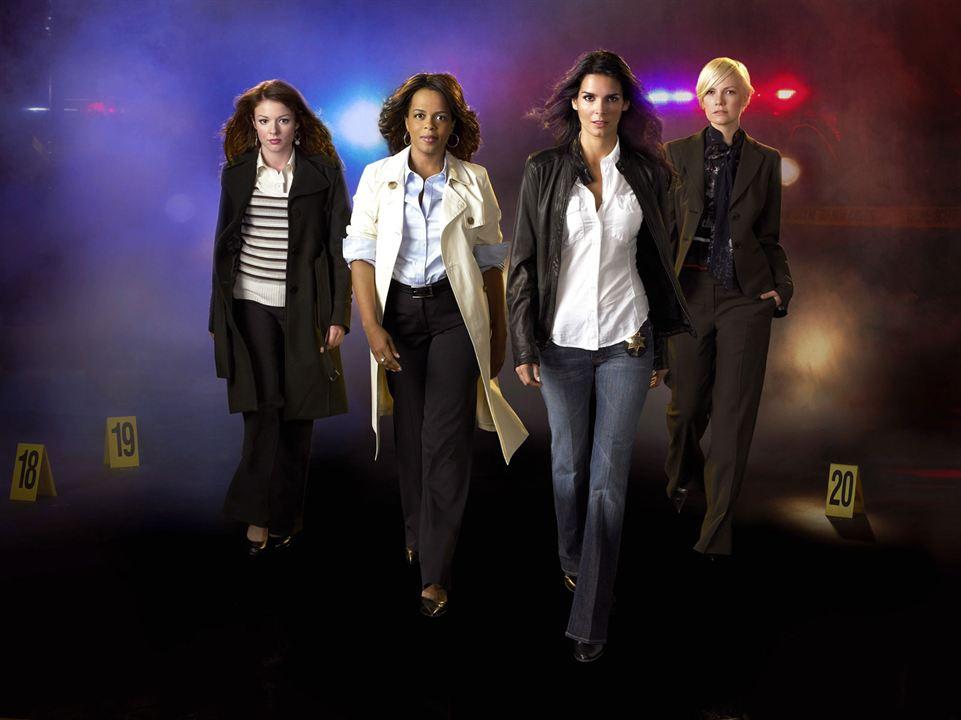 Club contra el crimen : Foto Angie Harmon, Aubrey Dollar, Laura Harris, Paula Newsome