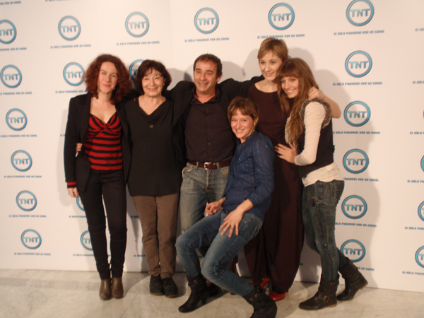 Todas las mujeres : Foto Eduard Fernández, Lucía Quintana, Marta Larralde, Michelle Jenner, Nathalie Poza