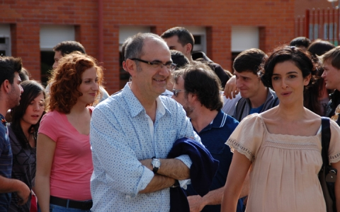 Foto de blanca romero f sica o qu mica foto blanca for Blanca romero filmografia