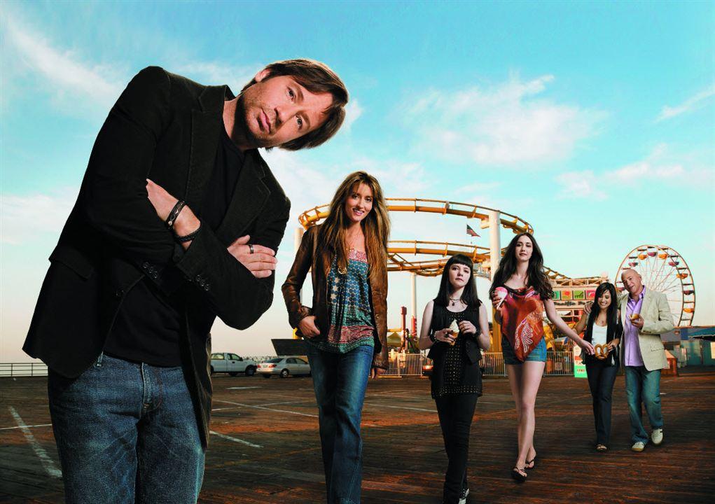 Californication : Foto David Duchovny, Evan Handler, Madeleine Martin, Madeline Zima, Natascha McElhone