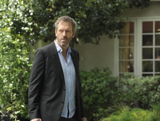 Foto Hugh Laurie