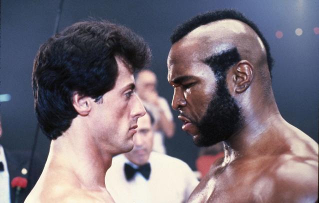 Rocky III : Foto