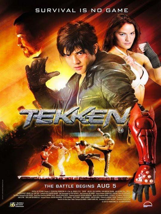 Tekken : Cartel