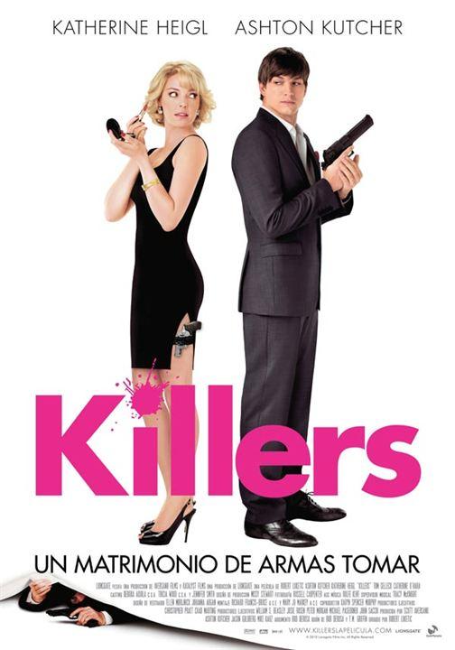 Cartel de Killers - Poster 1 - SensaCine com